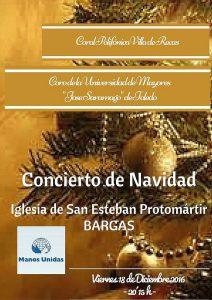 18-12-2016 - Concierto de Navidad en Bargas