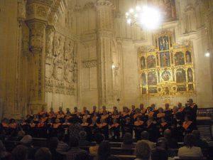 25-05-2012 - Concierto en S. Juan de los Reyes