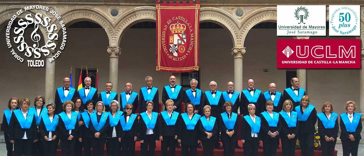 Fotografía del Coro en San Pedro Mártir