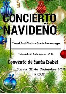 22-12-2016 - Concierto navideño