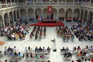 27-07-2011 - Graduación alumnos Derecho en San Pedro Mártir