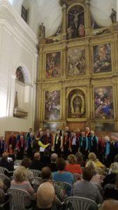 Coro de hombres del Dauphiné