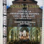 CARTEL CONCIERTO NAVIDAD 2019 LOS CARMELITAS