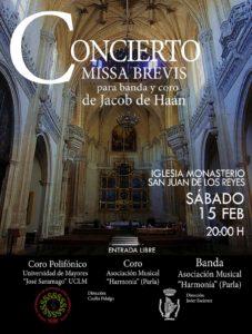 Missa Brevis en San Juan de los Reyes